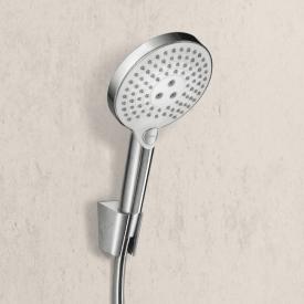 Hansgrohe Raindance Select S 120 Porter Set Länge: 1250 mm, weiß/chrom