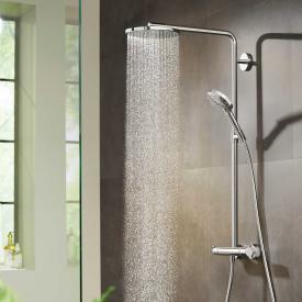 Hansgrohe Raindance Select S Showerpipe 240 1jet PowderRain mit Thermostat