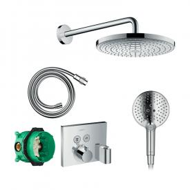 Hansgrohe Raindance Select S & ShowerSelect, PowderRain Duschsystem