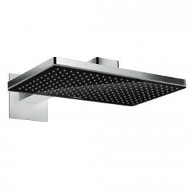 Hansgrohe Rainmaker Select 460 1jet Kopfbrause mit Brausearm schwarz/chrom