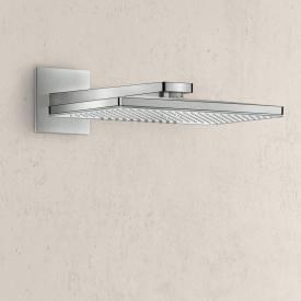 Hansgrohe Rainmaker Select 460 2jet Kopfbrause mit Brausearm weiß/chrom