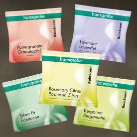 Hansgrohe RainScent Wellness Kit Duschtabs, 5 Stück Mix