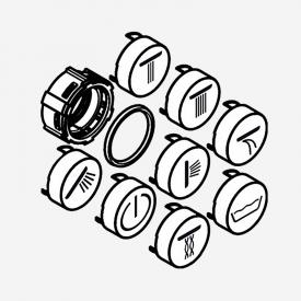Hansgrohe ShowerSelect Symbole-Set