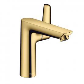Hansgrohe Talis E Einhebel-Waschtischmischer 150 gold, mit Ablaufgarnitur
