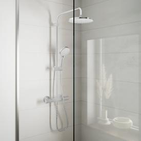 Hansgrohe Vernis Blend 200 1jet Showerpipe mit Brausethermostat chrom