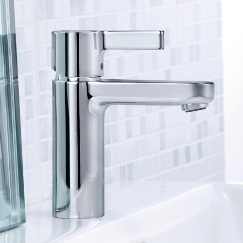 hansgrohe metris s einhebel waschtischmischer ohne ablaufgarnitur 31068000 reuter. Black Bedroom Furniture Sets. Home Design Ideas