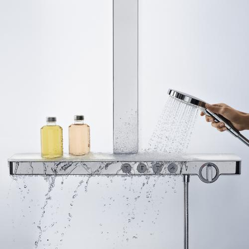 hansgrohe rainmaker select  jet showerpipe