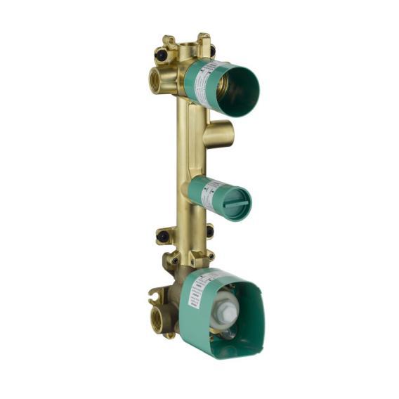 AXOR Citterio E Grundkörper für Thermostatmodul Unterputz, für 3 Verbraucher