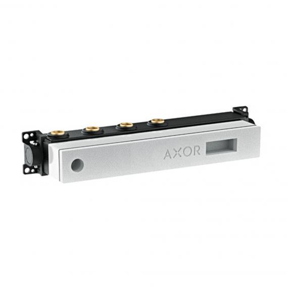 AXOR Grundkörper für Axor ShowerSolutions Thermostatmodul Select für 2 Verbraucher