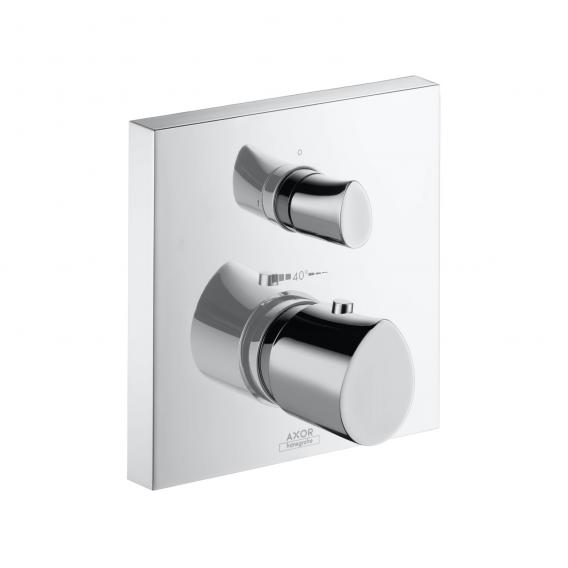 AXOR Starck Organic Thermostat Unterputz mit Ab- und Umstellventil