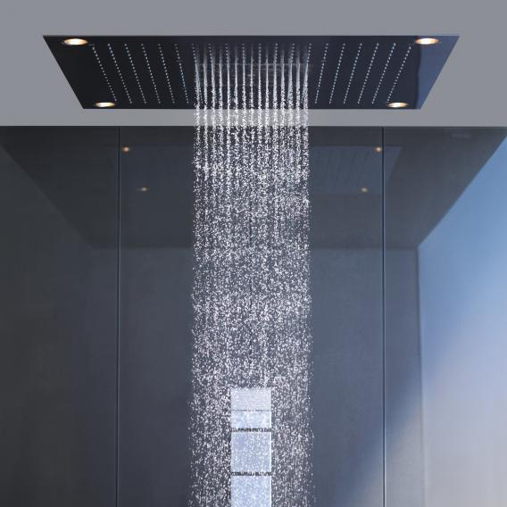 AXOR Starck ShowerCollection ShowerHeaven B: 970 T: 970 mm mit Beleuchtung