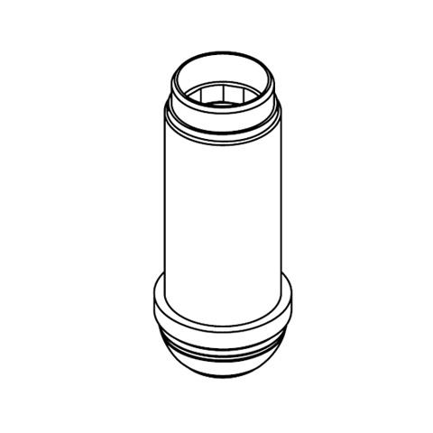 AXOR Verlängerung Standrohr 60 mm