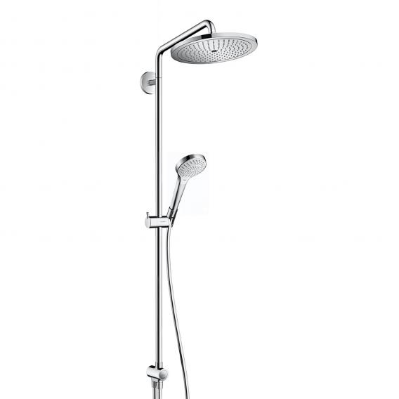 Hansgrohe Croma Select 280 Air 1jet Showerpipe, Reno chrom