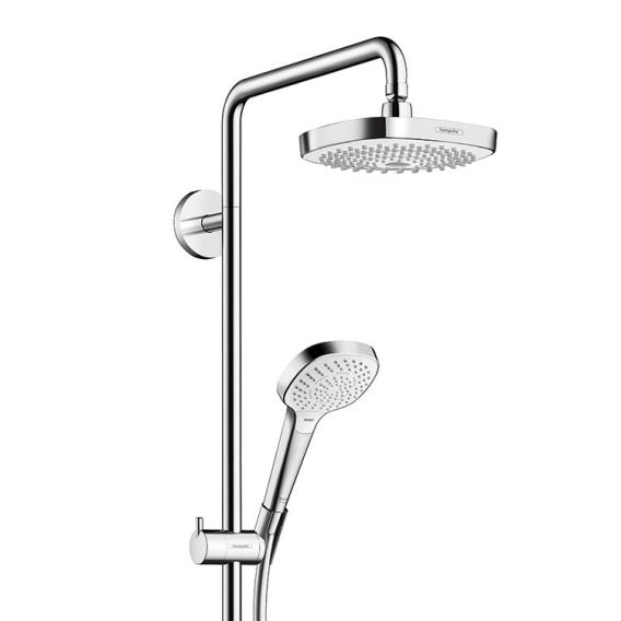 Hansgrohe Croma Select E 180 2jet Showerpipe
