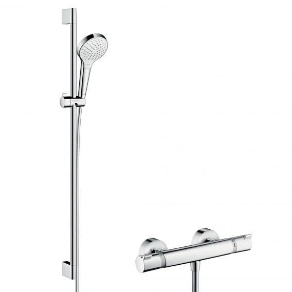 Hansgrohe Croma Select S Vario Combi Set Höhe: 900 mm