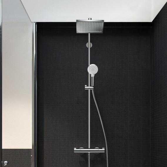 Hansgrohe Crometta E 240 1jet Showerpipe, EcoSmart chrom