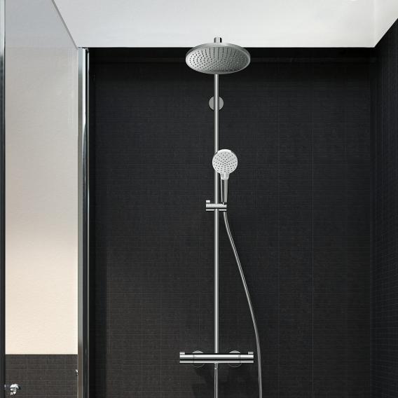 Hansgrohe Crometta S 240 1jet Showerpipe chrom