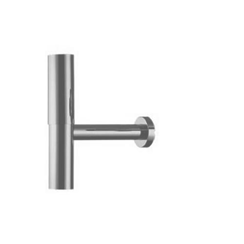 """Hansgrohe Flowstar Premium-Siphon 1 1/4"""" nickel gebürstet"""
