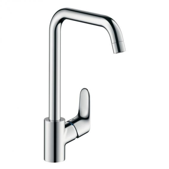 hansgrohe focus einhebel k chenarmatur f r offene hei wasserbereiter chrom 31822000 reuter. Black Bedroom Furniture Sets. Home Design Ideas
