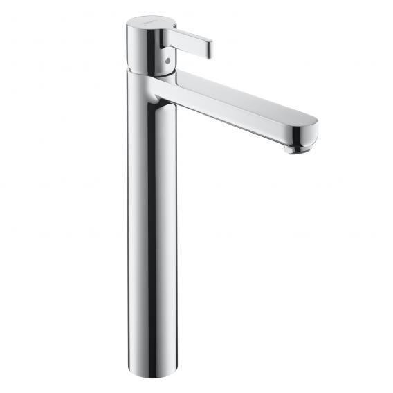 Hansgrohe Metris S Einhebel-Waschtischmischer, für Waschschüsseln ohne Ablaufgarnitur
