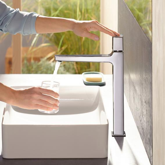 Hansgrohe Metropol Select Einhebel-Waschtischmischer 260, mit Ablaufgarnitur