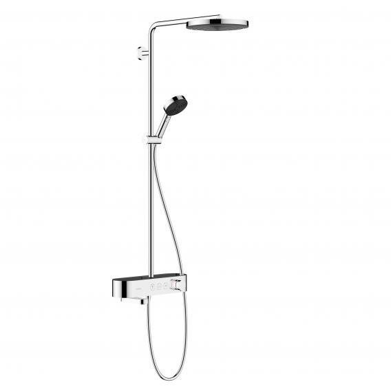Hansgrohe Pulsify Showerpipe 1jet Wanne ohne EcoSmart, chrom