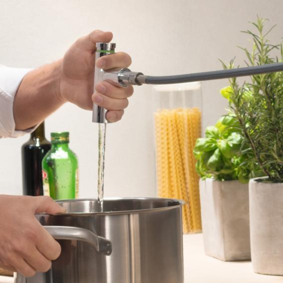 Hansgrohe Talis Select M51 Einhebel-Küchenmischer 220, mit Ausziehauslauf und sBox chrom