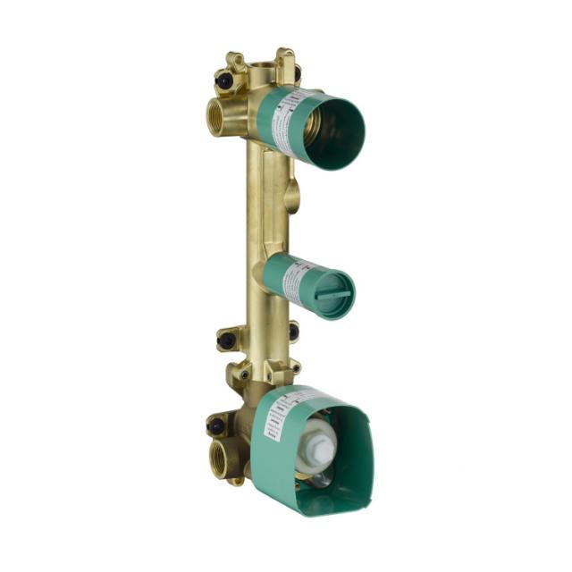 AXOR Citterio E Grundkörper für Thermostatmodul Unterputz, für 2 Verbraucher