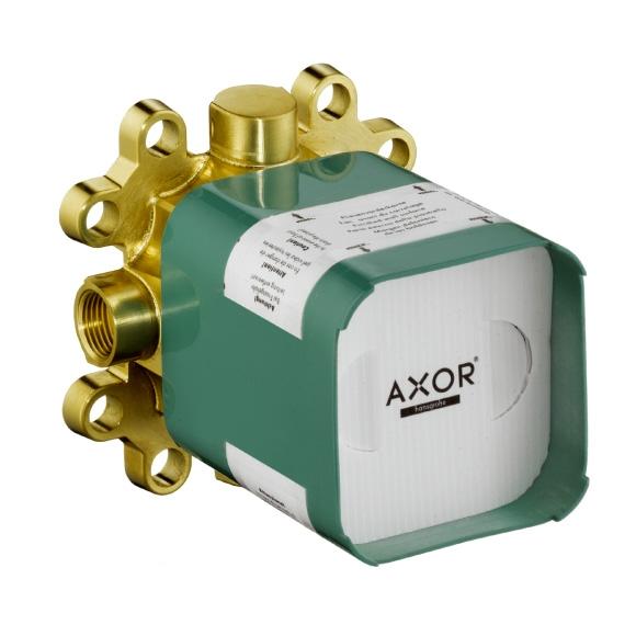 AXOR Grundkörper für Axor LampShower und Axor Front Kopfbrause mit Brausearm