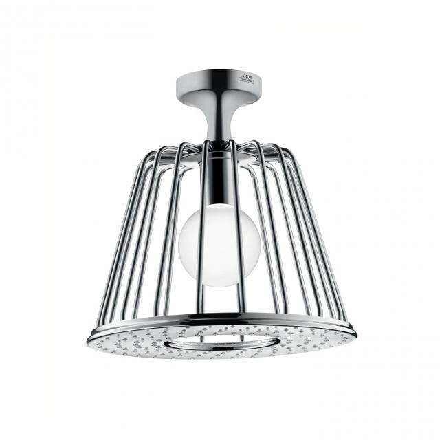 AXOR LampShower 1jet mit Deckenanschluss designed by Nendo