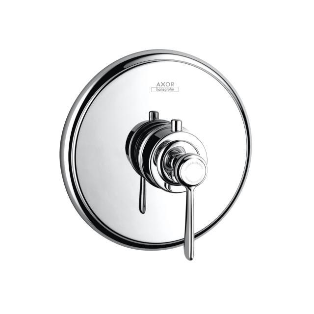 AXOR Montreux Highflow Thermostatbatterie mit Hebelgriff, Unterputz chrom