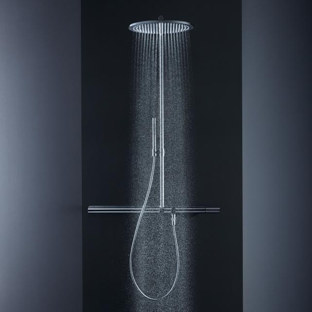 AXOR ShowerSolutions Showerpipe 800 chrom