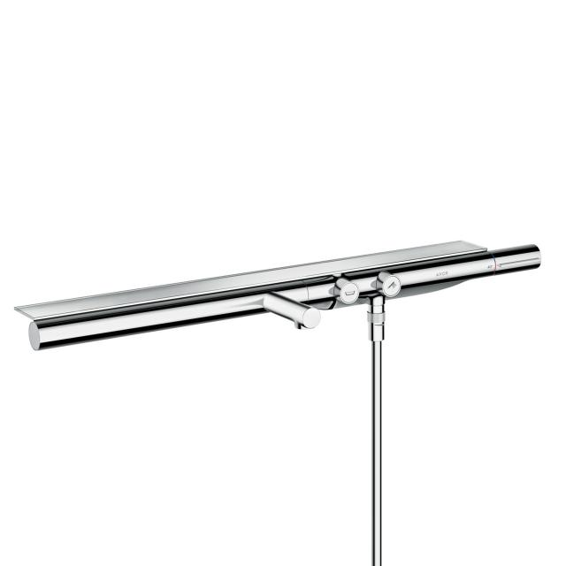 AXOR ShowerSolutions Wannenthermostat 800, Aufputz chrom