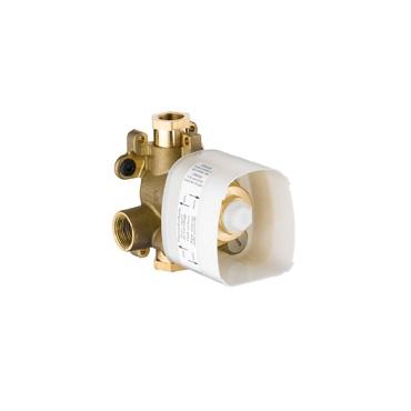 AXOR Starck Grundkörper Thermostat Unterputz 12x 12 DN20