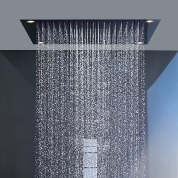 AXOR Starck ShowerCollection ShowerHeaven 3jet Kopfbrause