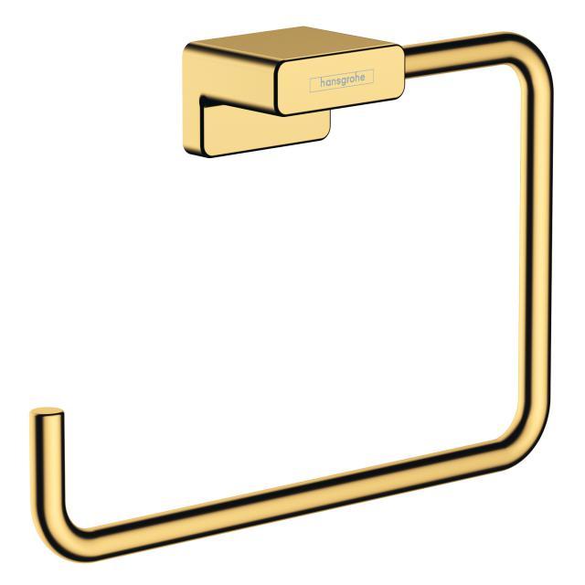 Hansgrohe AddStoris Handtuchring gold