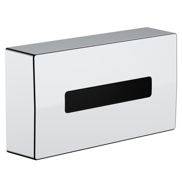 Hansgrohe AddStoris Kosmetiktücher-Box chrom