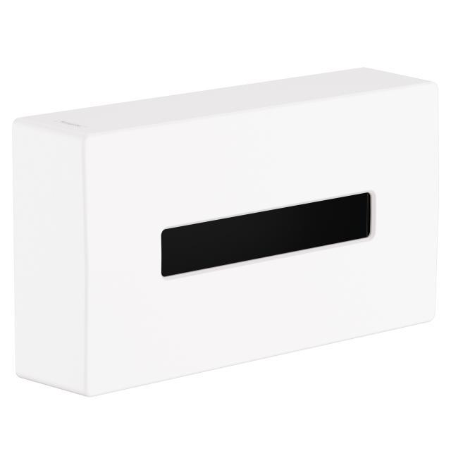 Hansgrohe AddStoris Kosmetiktücher-Box weiß matt