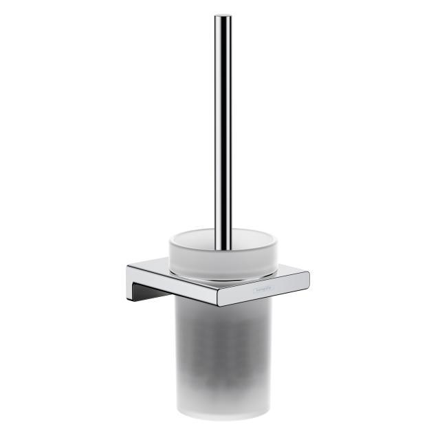 Hansgrohe AddStoris Toilettenbürstengarnitur chrom