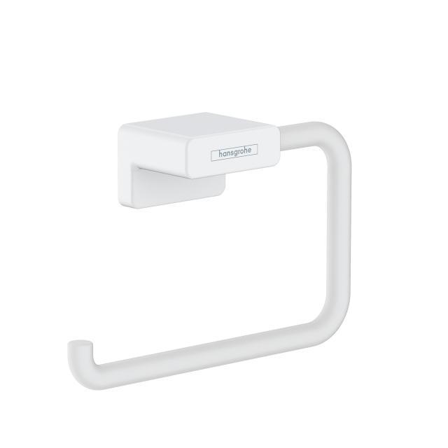 Hansgrohe AddStoris Toilettenpapierhalter weiß matt