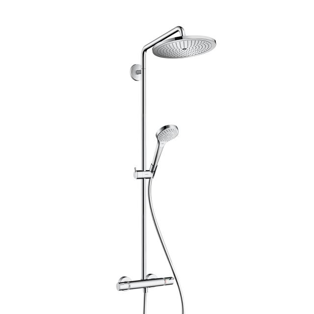 Hansgrohe Croma Select S 280 Air 1jet Showerpipe chrom