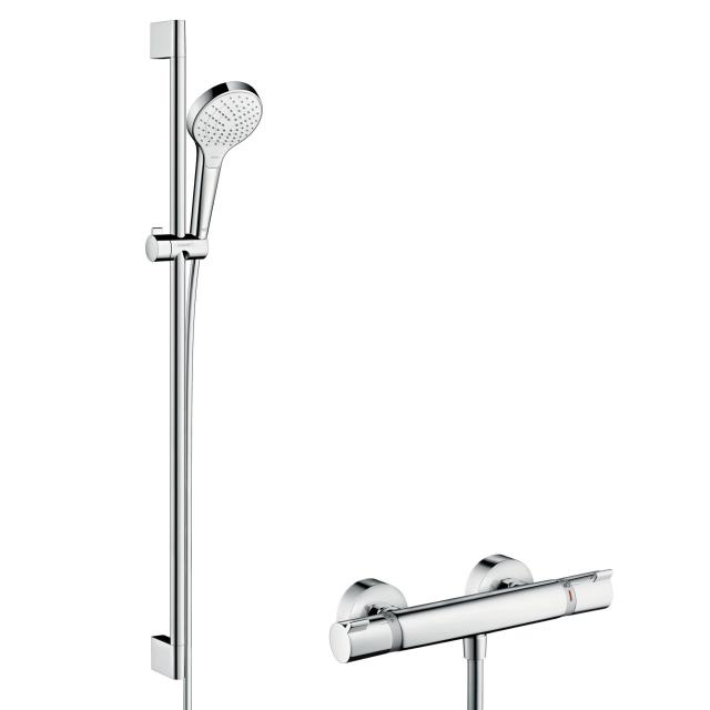 Hansgrohe Croma Select S Vario Combi Set Höhe: 900 mm