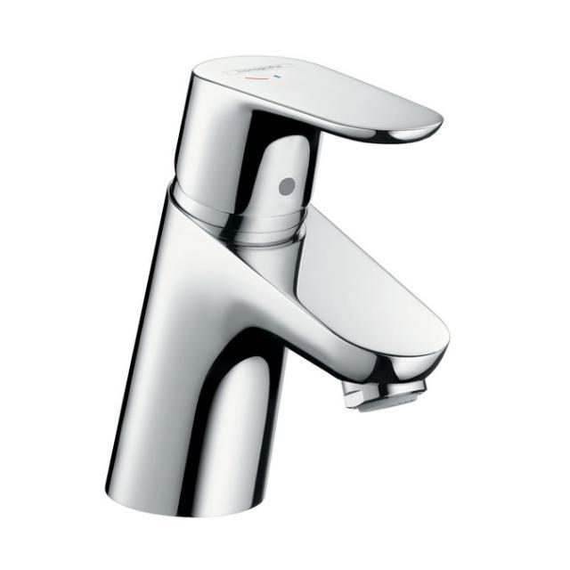 Hansgrohe Focus Einhebel-Waschtischmischer 70 CoolStart mit Ablaufgarnitur