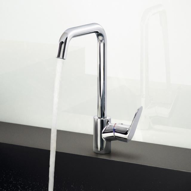 Hansgrohe Focus M41 Einhebel-Küchenarmatur chrom