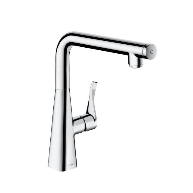 Hansgrohe Metris Select M71 Einhebel-Küchenmischer 260 chrom