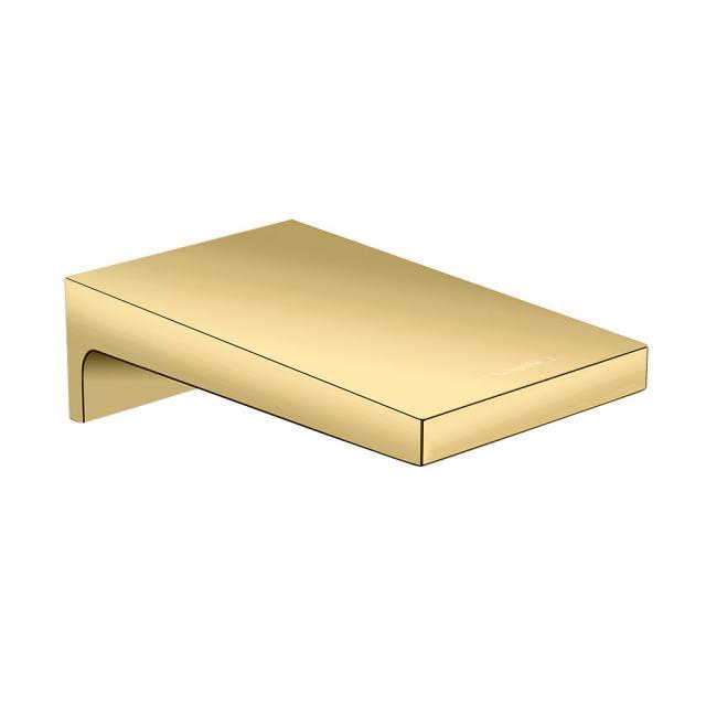 Hansgrohe Metropol Wanneneinlauf gold, Ausladung: 185 mm