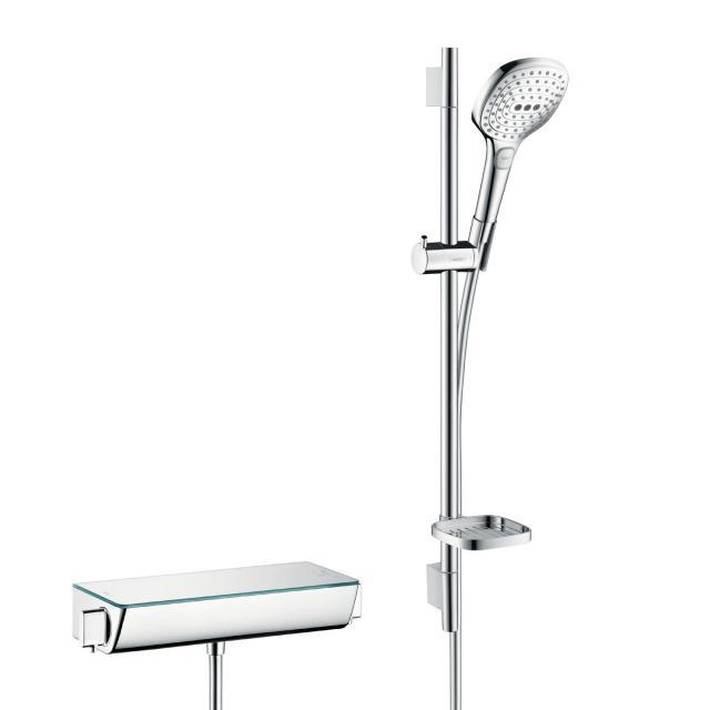 Hansgrohe Raindance Select E 120 Unica Combi Höhe: 650 mm, weiß/chrom