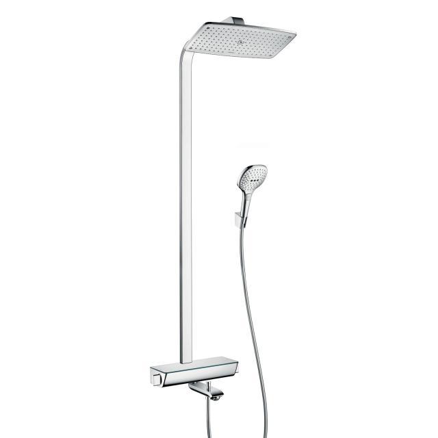 Hansgrohe Raindance Select E 360 1jet Showerpipe Wanne chrom