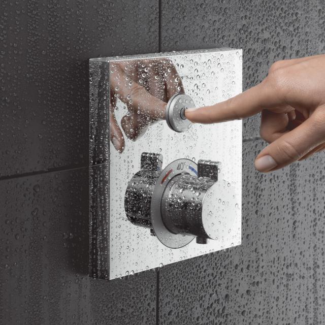 Hansgrohe ShowerSelect Thermostat Unterputz für 1 Verbraucher