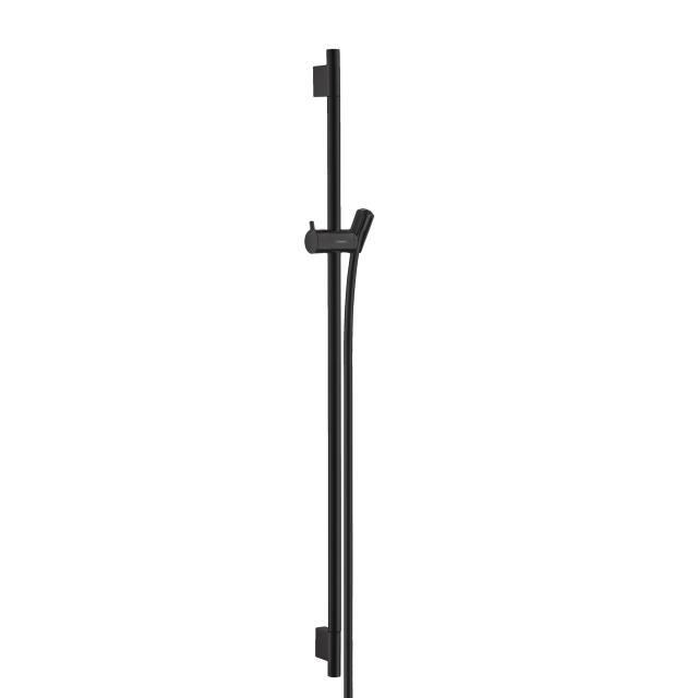 Hansgrohe Unica'S Puro Brausestange Höhe: 900 mm, schwarz matt